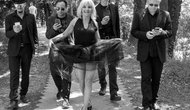 Yessa band Serenella Occhipinti