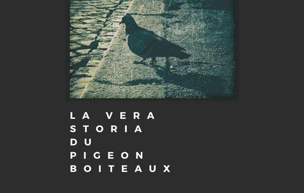 CAUTERUCCIO La vera storia du Pigeon Boiteaux - copertina disco
