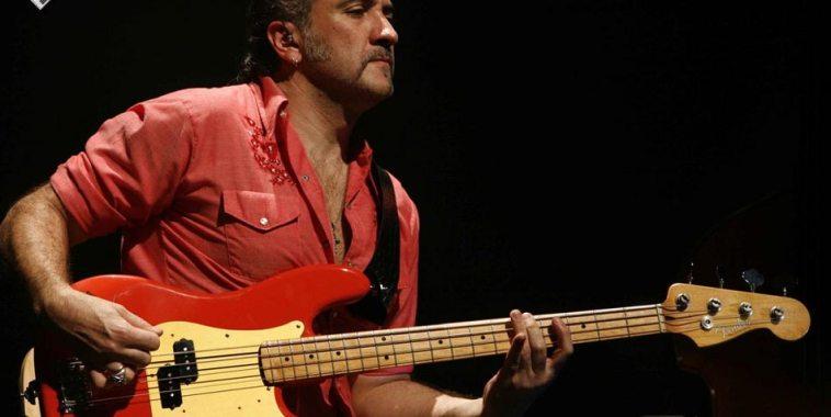 Rigo Righetti bassista