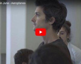 Winter dies in June - Aeroplanes - Video