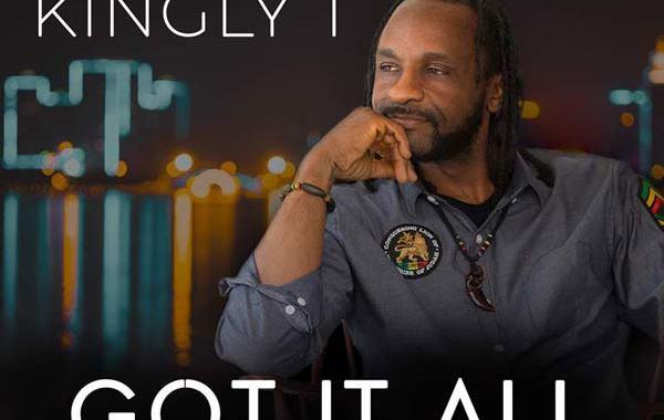 Kingly T | Got It All copertina disco