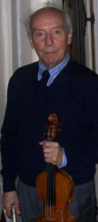 Piero Toso violinista