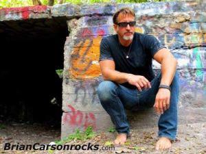 Brian Carson cantante rock
