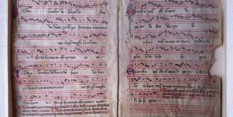 Il Frammento del Codice Vaticano Rossi