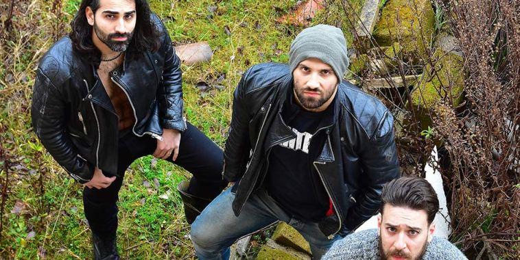 Khali la band trio metal