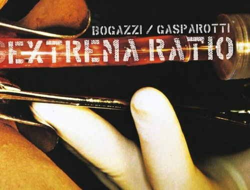 Bogazzi-Gasparotti - Extrema Ratio - copertina