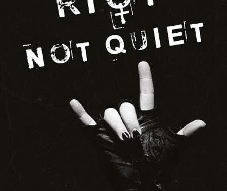 Laura Pescatori - Riot not Quiet - 365 giorni di Rock al Femminile