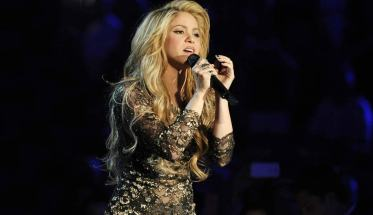 Shakira in concerto in italia
