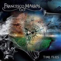 Francesco Marras - Time flies - copertina disco