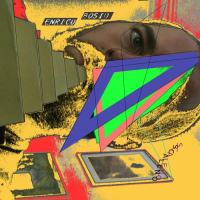 Enrico Bosio - SCALENO copertina disco