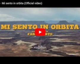 Fabio Curto - Mi sento in orbita - Video