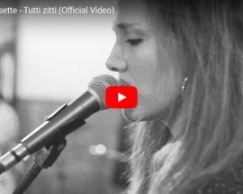 Giulia Ventisette - Tutti zitti - Video