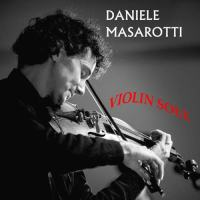 Daniele Masarotti - Violin Soul copertina EP