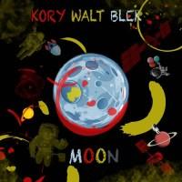 Kory Walt Blek - Moon - copertina disco