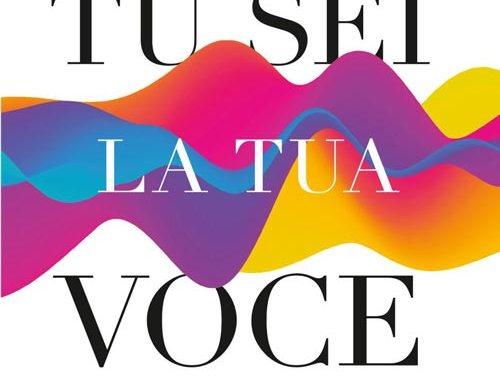 Danila Satragno - Tu sei la tua voce - copertina libro