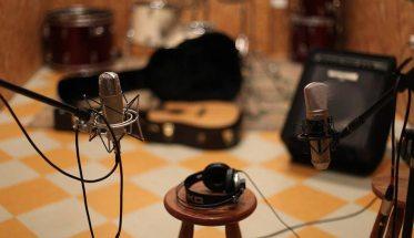 home-studio di registrazione