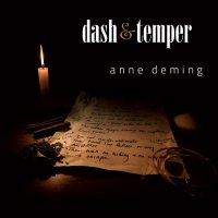 Anne Deming - Dash & Temper - copertina disco