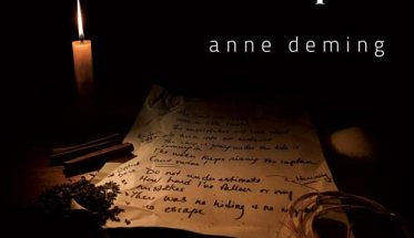 Anne Deming - Dash & Temper - copertina disco
