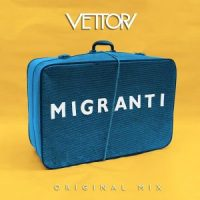 Davide Vettori - Migranti Ep - copertina disco