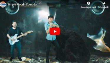 Simple Mood, Comodo - copertina Video