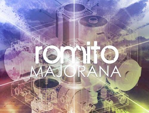 Romito, Majorana - copertina disco