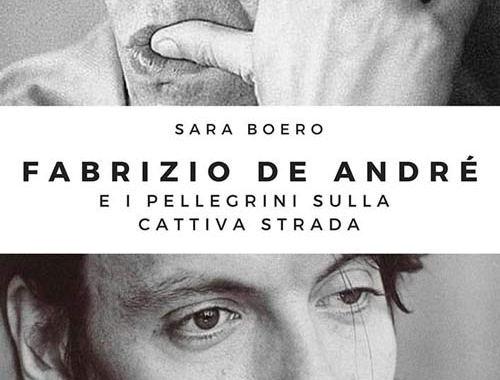 Sara Boero: Fabrizio De André e i pellegrini sulla cattiva strada - il Libro
