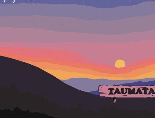 The Bustermoon - Going to Taumata copertina Ep