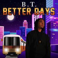 BT The Artist, Better Days - copertina disco