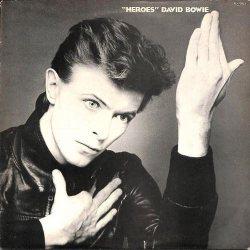 David Bowie, Heroes - copertina disco