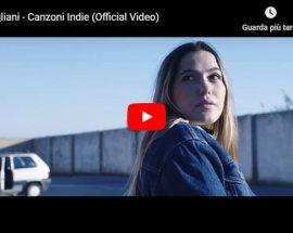 Modigliani: Canzoni Indie - copertina Video