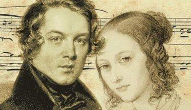 Clara Wieck e Robert Schumann