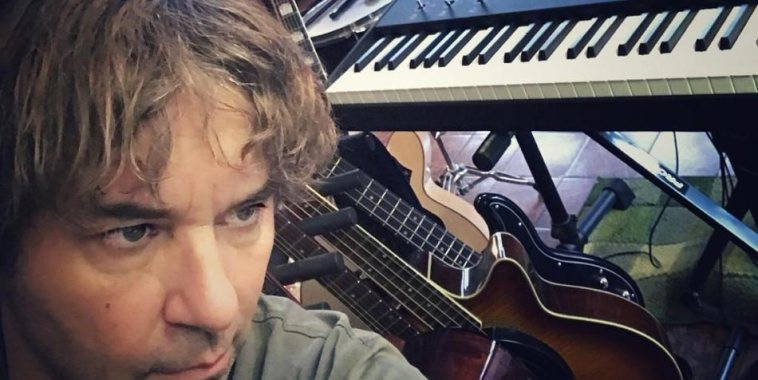 Gian Luca Figus produttore del FolkStudio