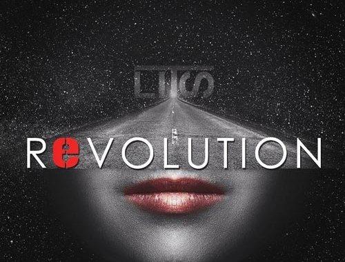 Light in The Sky, Revolution - copertina disco