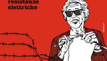 Lo ZOO di Berlino feat Patrizio Fariselli: Resistenze Elettriche copertina disco