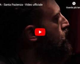 STONA Santa Pazienza - copertina Video