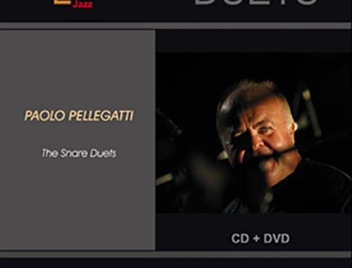 Paolo Pellegatti: The snare duets copertina disco