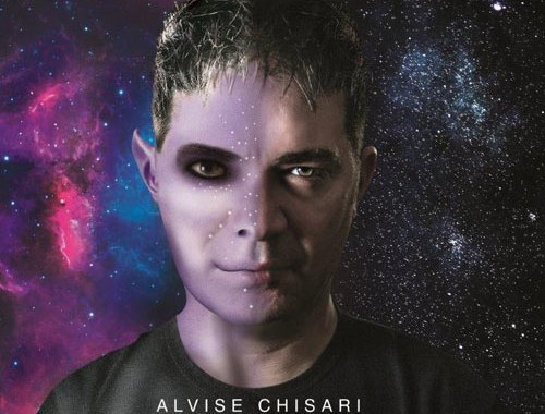Alvise Chisari - Alieno - copertina disco