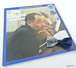 """Copertina del vinile jazz """"Blues in Orbit"""" di Duke Ellington"""
