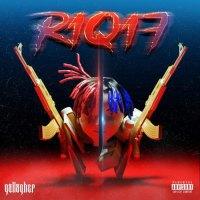 copertina del disco di Gallagher: R1Q17