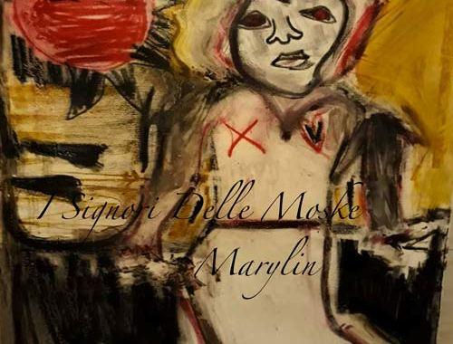 Copertina del disco de I Signori Delle Moske - Marylin