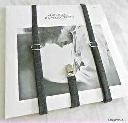 Copertina del disco di Keith Jarret The Koln Koncert
