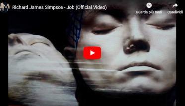 copertina del video di Richard James Simpson JOB