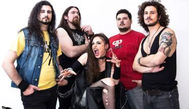 La band dei Ragin' Madness