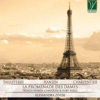Copertina del disco Promenade Des Dames