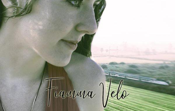 Fiamma Velo nella copertina del disco Viaggio nell'Anima