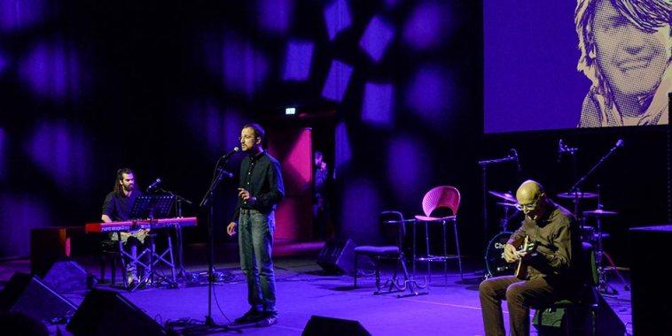 Filippo Villaduranto il live al De Andrè