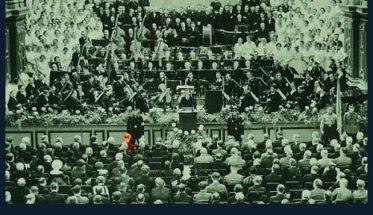 copertina del libro di Misha Aster: L'Orchestra del Reich. I Berliner Philharmoniker