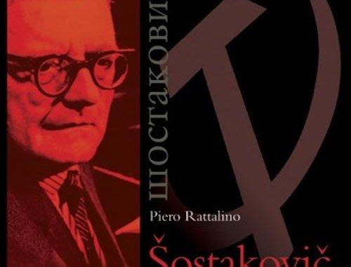 Copertina del libro Šostakovič. Continuità nella musica, responsabilità nella tirannide