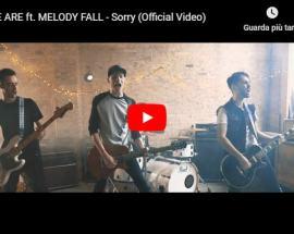 Copertina del video degli As We Are - Sorry