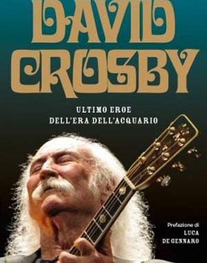 Copertina del libro di DAVID CROSBY